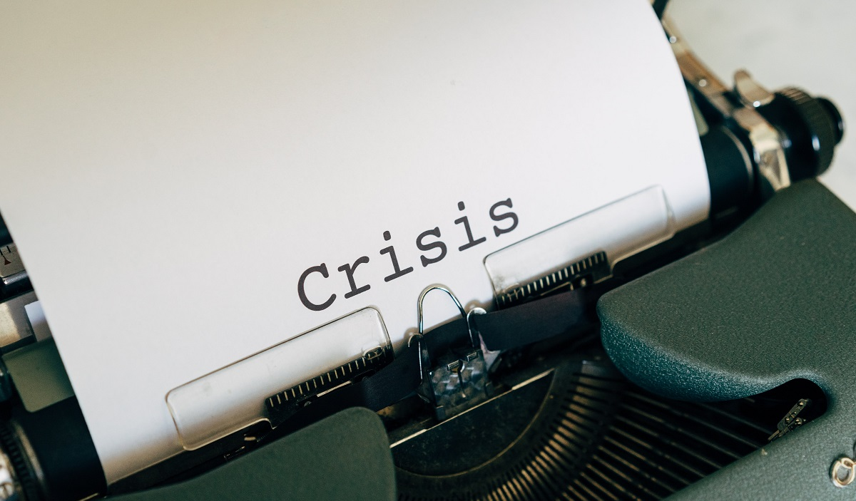 A Game Analyst's Guide to Dealing With a Crisis